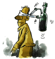 El tratamiento del alcoholismo en murmanske por la hipnosis