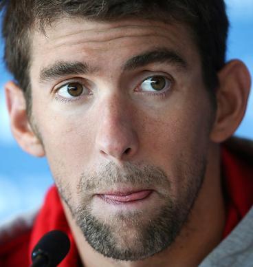 Michael Phelps, nadador olímpico de los Estados Unidos. AP - El País.com.co