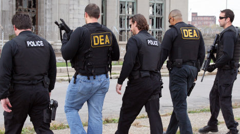 DEA-and-Police